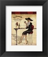 Framed Femme Elegante IV - petite