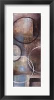 Blue Sky I - mini Framed Print