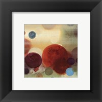 Circle Dreams I - petite Framed Print