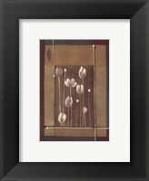 Framed Flowers In Line l