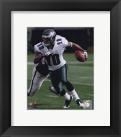 Framed DeSean Jackson 2009 Action