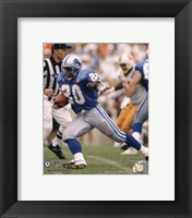 Framed Barry Sanders - 1994 Action