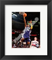 Framed O.J. Mayo 2009-10 Action