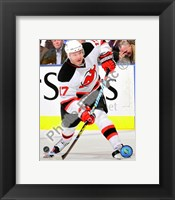 Framed Ilya Kovalchuk 2009-10 Action