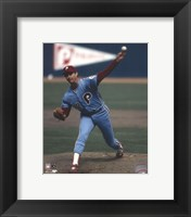Framed Steve Carlton 1983 Action