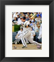 Framed Casey McGehee 2010 Action