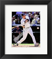 Framed Troy Tulowitzki 2010 Action