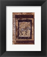 Wild Kingdom ll Framed Print