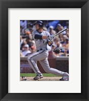 Framed Corey Hart 2010 Action