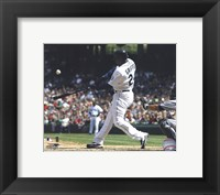 Framed Ken Griffey Jr. 2010 Action