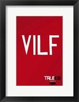 Framed True Blood - VILF - style T
