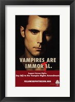 Framed True Blood - Immortal - style H