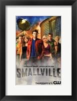 Framed Smallville - style K
