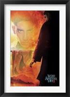 Framed Last Airbender - Fire