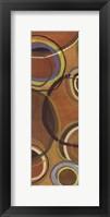 Sixteen Saturday Panel I- mini Framed Print