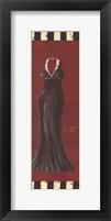 Framed Fancy Dress II