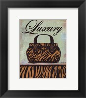 Exotic Purse IV - mini Framed Print