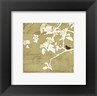 Song Birds I - mini Framed Print