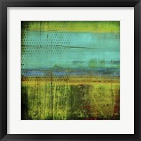 Corrugated II Framed Print