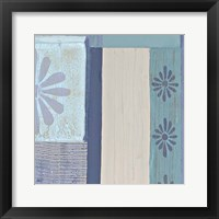 Decorative Asian Abstract IV Framed Print
