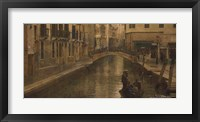 Framed Tour of Venice III