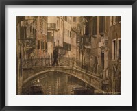 Framed Tour of Venice V
