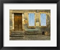 Framed Weathered Doorway V
