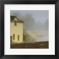 Framed Ireland House I