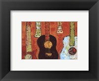 Mini Pick Me II Framed Print