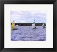 Framed Water Racing III