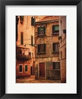 Venice Snapshots III Framed Print