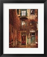 Framed Venice Snapshots IV