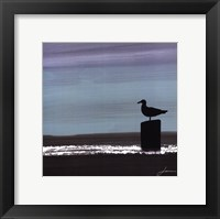 Framed Dusky Sea IV