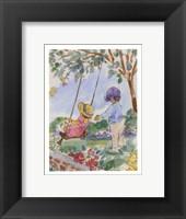 Framed luntz collection - Best Of Friends I