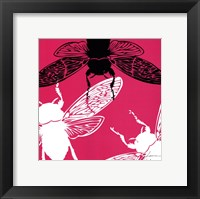Pop Fly II Framed Print