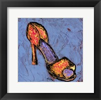 Framed Diva Shoe II