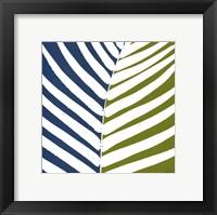 Duo Stem II Framed Print