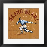 Grand Slam Framed Print