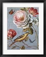 Spring Romance II Framed Print