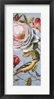 Spring Romance II 8x20 Framed Print