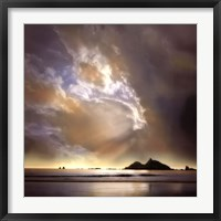 Only One More Chance Framed Print