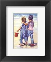 Framed Beach Boys