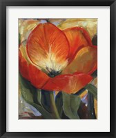 Framed Summer Tulips I