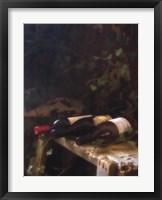 Wine Cellar I Framed Print