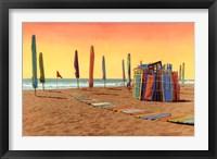 Framed Beach Jam