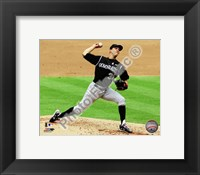 Framed Ubaldo Jimenez 2010 Action