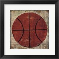 Ball II Framed Print