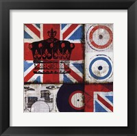Framed British Rock II