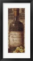 European Wines I Framed Print