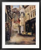 Framed Old Town II